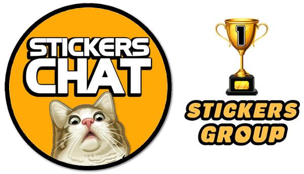 Stickers Group telegram