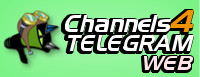 Channels 4 Telegram